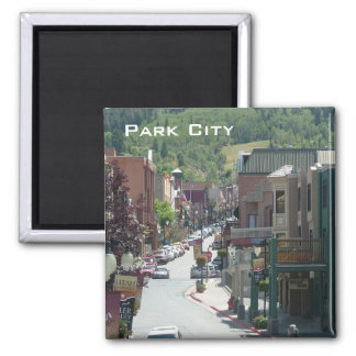 Park City Refrigerator Magnets