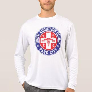 Park City Snow Addiction Clinic T Shirts