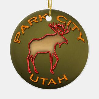 Park City Souvenir Ornament