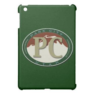 Park City Utah Design iPad Case