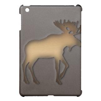 Park City Utah Moose Design iPad Case