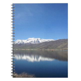 Park City Utah Mountain View Spiral Note Book