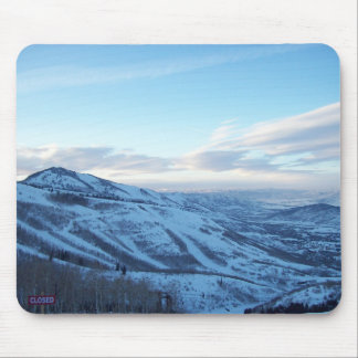 PARK CITY, UTAH MOUSE PAD