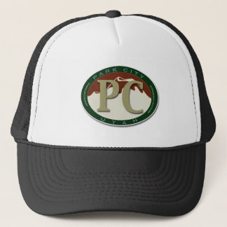 Park City, Utah Souvenir Trucker Hat