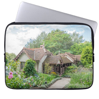 Park cottage laptop sleeve