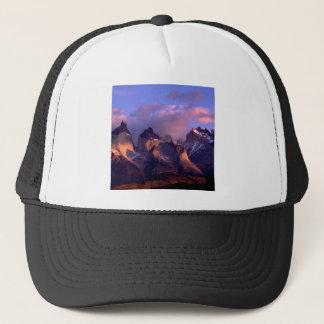 Park Cuernos Del Paine Andes Ains Chile Trucker Hat