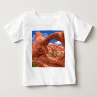 Park Double O Arch Arches Utah Baby T-Shirt