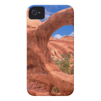 Park Double O Arch Arches Utah iPhone 4 Cover