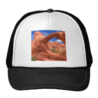 Park Double O Arch Arches Utah Trucker Hat