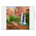 Park Dreamland Havasu Falls Grand Canyon Cards
