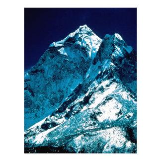 Park Everest 1983 Customized Letterhead