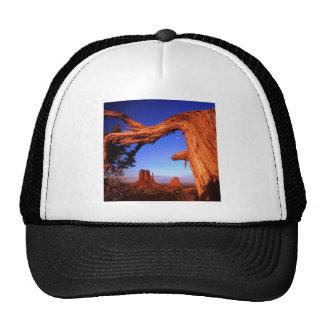 Park Fallen Monument Valley Trucker Hat