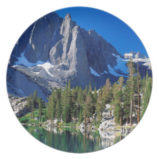 Park First Lake Sierra Nevada Party Plates