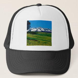 Park Full Bloom San Juan Ains Colorado Trucker Hat