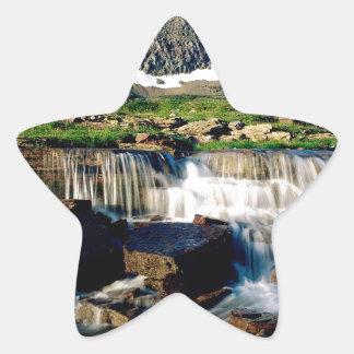 Park Glacier Montana Stickers