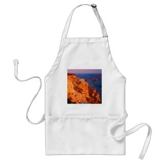 Park Grand Canyon At Sunrise Mather Point Adult Apron