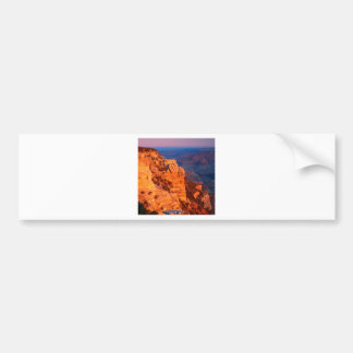 Park Grand Canyon At Sunrise Mather Point Bumper Sticker