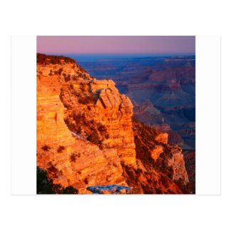 Park Grand Canyon At Sunrise Mather Point Postcard