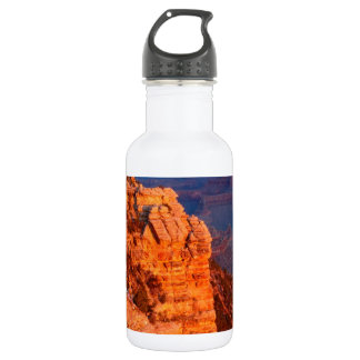 Park Grand Canyon At Sunrise Mather Point Water Bottle