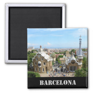 Park Guell Magnet
