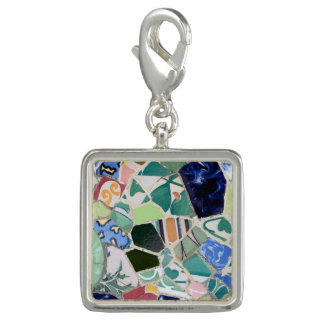 Park Guell mosaics Charms