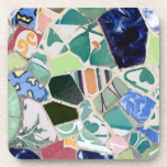 Park Guell mosaics coaster