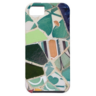 Park Guell mosaics iPhone 5 Vibe Case iPhone 5 Cover