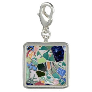 Park Guell mosaics Charms