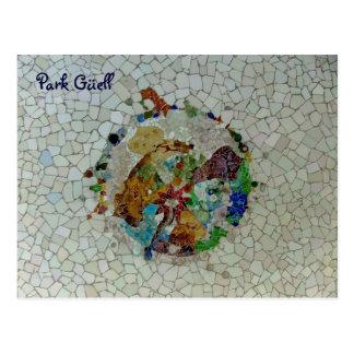 Park Güell Postcard