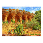 Park Guell Postcards