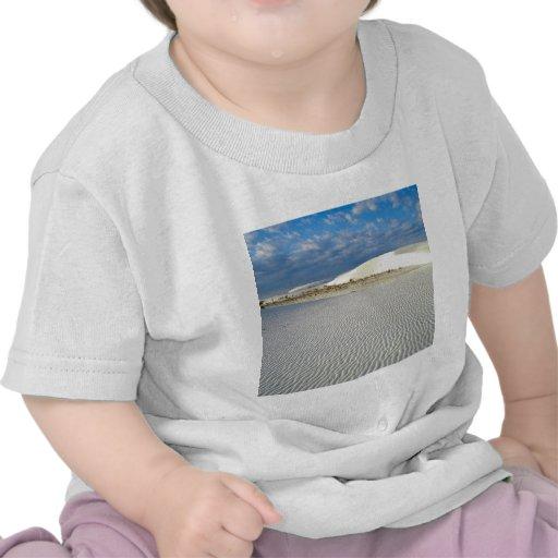 Park Gypsum Sand Dunes White Sands Monum T Shirts