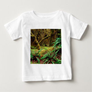 Park Hall Of Mosses Trail Olympic Baby T-Shirt