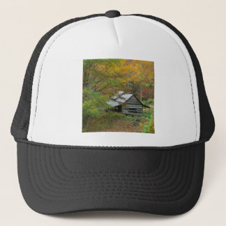 Park Homestead Cabin Ains Tennessee Trucker Hat