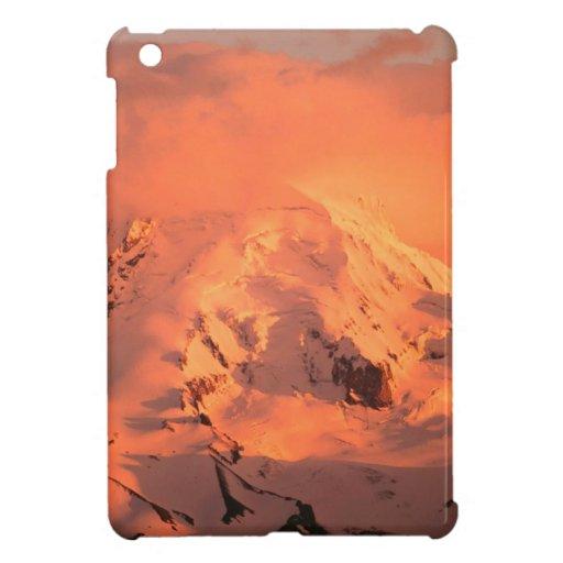 Park Hood At Sunset Oregon Cover For The iPad Mini