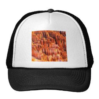 Park Hoodoos Formations Bryce Canyon Utah Mesh Hat