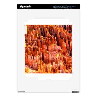 Park Hoodoos Formations Bryce Canyon Utah Decal For iPad 3