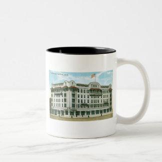 Park Hotel, Great Falls, Montana Coffee Mug