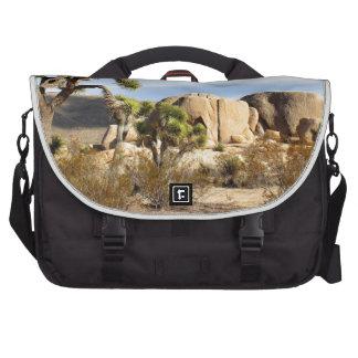 Park Joshua Tree Desert Splendor Destiny Laptop Commuter Bag
