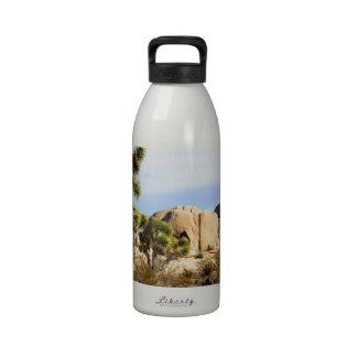 Park Joshua Tree Desert Splendor Destiny Water Bottle