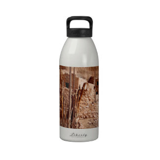 Park Keet Seel Ruins Navajo Monument Drinking Bottles
