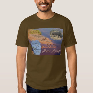 Park Kruger South Africa Tshirts