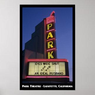 Park, Lafayette 11x17 Poster