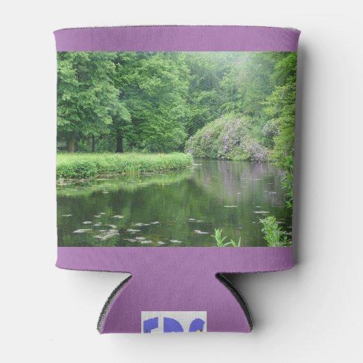 Park Landscape Clingendael Can Cooler