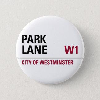 Park Lane Sign Button