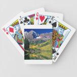 Park Maroon Bells White River Forest Card Decks
