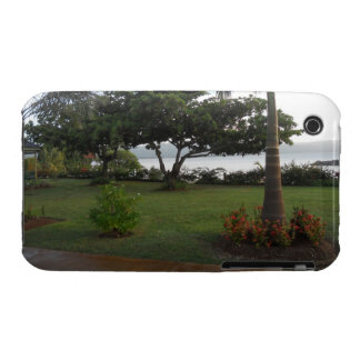 Park Montego Bay Jamaica Blackberry Curve Case-Mat iPhone 3 Case-Mate Case