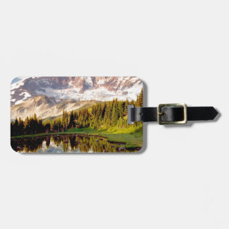Park Mystic Tarn Rainier Tags For Bags