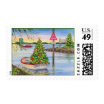 Park N Lights Postage Stamp