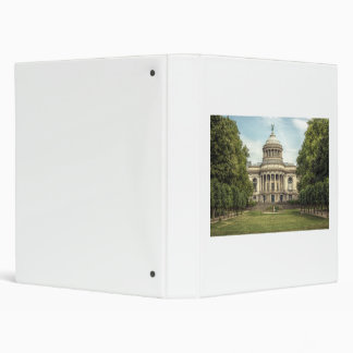 Park of the Cinquantenaire Art Museum's Dome 3 Ring Binder