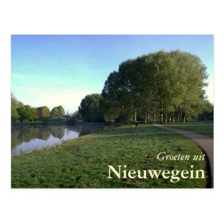 Park Oudegein Post Card